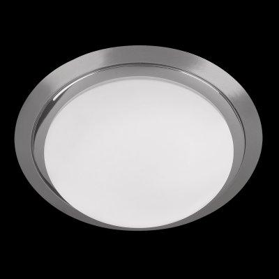 Светильник Idlamp 371/15PF WhitechromeКруглые<br><br><br>S освещ. до, м2: 15<br>Крепление: Настенные<br>Тип товара: светильник<br>Тип цоколя: LED<br>Количество ламп: _<br>MAX мощность ламп, Вт: 6<br>Диаметр, мм мм: 240<br>Расстояние от стены, мм: 90<br>Оттенок (цвет): белый<br>Цвет арматуры: серебристый