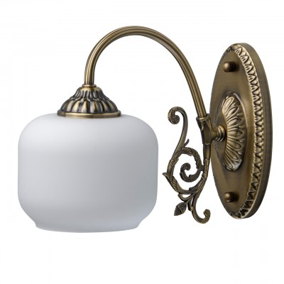 Светильник Mw-light 372022901Классические<br><br><br>Тип лампы: Накаливания / энергосбережения / светодиодная<br>Тип цоколя: E27<br>Ширина, мм: 130<br>MAX мощность ламп, Вт: 60<br>Длина, мм: 170<br>Высота, мм: 260<br>Поверхность арматуры: бронза