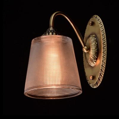 Светильник Mw-light 372023101Классика<br><br><br>Тип лампы: Накаливания / энергосбережения / светодиодная<br>Тип цоколя: E14<br>Количество ламп: 1<br>Ширина, мм: 130<br>MAX мощность ламп, Вт: 40<br>Длина, мм: 210<br>Высота, мм: 200<br>Цвет арматуры: бронзовый