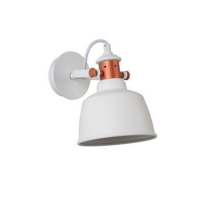 Светильник Lucide 37203/01/31классические бра<br><br><br>Тип лампы: Накаливания / энергосбережения / светодиодная<br>Тип цоколя: E14<br>Количество ламп: 1<br>Ширина, мм: 150<br>Расстояние от стены, мм: 270<br>Высота, мм: 200<br>MAX мощность ламп, Вт: 40