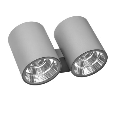Уличный настенный светильник Lightstar 372594 ParoУличные настенные светильники<br>Крепление: a65; Внешние габариты: L152 W270 H150; Материал - основание/плафон: металл; Цвет-основание/плафон: серый; Лампа: LED 2*2*15W, Световой поток: 4700LM; Угол рассеивания: 15G; Встроенный транcформатор 4000К;<br><br>Цветовая t, К: 4000<br>Тип лампы: LED - светодиодная<br>Тип цоколя: LED, встроенные светодиоды<br>Цвет арматуры: серый<br>Количество ламп: 4<br>Ширина, мм: 270<br>Расстояние от стены, мм: 152<br>Высота, мм: 150<br>Поверхность арматуры: матовая<br>Оттенок (цвет): серый<br>MAX мощность ламп, Вт: 15