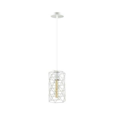 Светильник Lumion 3730/1одиночные подвесные светильники<br>Подвес Olaf станет стильным акцентом Вашего интерьера. Каркас выполнен из прочного металла. Правильно подобранная лампа создаст нужную атмосферу, которую можно менять в зависимости от настроения и желаемого стиля. Лампы в комплект не входят.