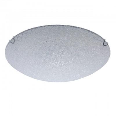 Светильник Mw-light 374015801Круглые<br>374015801 - это Потолочная чаша из коллекции «Премьера» прекрасно освежит обстановку благодаря своей «снежной» красоте. Основание из металла белого цвета гармонично смотрится в сочетании со стеклянным плафоном. Прозрачный, он декорирован белым рисунком и дополнен эффектом сахарной крошки, благодаря чему выглядит очень празднично. В качестве источников света выступают светодиоды.<br><br>S освещ. до, м2: 7,53<br>Тип лампы: LED - светодиодная<br>Тип цоколя: LED<br>Количество ламп: 18<br>Диаметр, мм мм: 400<br>Высота, мм: 110
