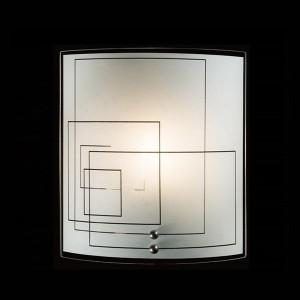 Светильник бра Евросвет 3749/1 хромНакладные<br><br><br>S освещ. до, м2: 4<br>Тип лампы: накаливания / энергосбережения / LED-светодиодная<br>Тип цоколя: E27<br>Количество ламп: 1<br>MAX мощность ламп, Вт: 60<br>Длина, мм: 170<br>Высота, мм: 190<br>Цвет арматуры: серебристый