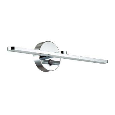 Подсветка для картин с выключателем Lumion 3762/14WL AKARIБра хай тек стиля<br>Подсветка для картин с выключателем Lumion 3762/14WL AKARI сделает Ваш интерьер современным, стильным и запоминающимся! Наиболее функционально и эстетически привлекательно модель будет смотреться в гостиной, зале, холле или другой комнате. А в комплекте с люстрой и торшером из этой же коллекции сделает интерьер по-дизайнерски профессиональным и законченным.