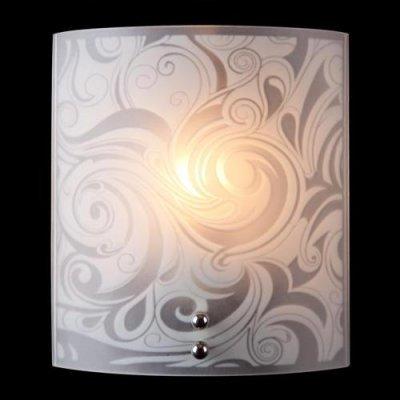 Светильник бра Евросвет 3765/1 хромНакладные<br><br><br>S освещ. до, м2: 4<br>Тип лампы: накаливания / энергосбережения / LED-светодиодная<br>Тип цоколя: E27<br>Количество ламп: 1<br>Ширина, мм: 170<br>MAX мощность ламп, Вт: 60<br>Высота, мм: 190<br>Цвет арматуры: серебристый