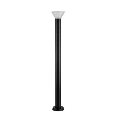 Светильник уличный Lightstar 379737 PIATTOУличные светильники-столбы<br><br><br>Цветовая t, К: 3000<br>Тип лампы: LED - светодиодная<br>Тип цоколя: LED, встроенные светодиоды<br>Цвет арматуры: черный<br>Количество ламп: 1<br>Диаметр, мм мм: 147<br>Высота, мм: 1000<br>Поверхность арматуры: матовая<br>Оттенок (цвет): черный<br>MAX мощность ламп, Вт: 7