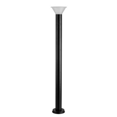 Светильник уличный Lightstar 379747 PIATTOУличные светильники-столбы<br><br><br>Цветовая t, К: 4000<br>Тип лампы: LED - светодиодная<br>Тип цоколя: LED, встроенные светодиоды<br>Цвет арматуры: черный<br>Количество ламп: 1<br>Диаметр, мм мм: 147<br>Высота, мм: 1000<br>Поверхность арматуры: матовая<br>Оттенок (цвет): черный<br>MAX мощность ламп, Вт: 7