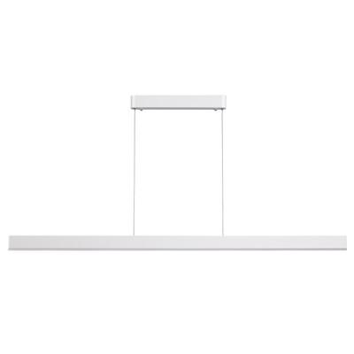Светильник Odeon Light 3810/49Lдлинные подвесные светильники<br>Стильная серия Stravi создана для освещения рабочего кабинета, кухни и любого другого помещения, где освещение должно быть функциональным и лаконичным. Угол рассеивания: 120°, 3200К, 3500Лм.