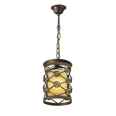 Люстра Chiaro 382016401 АйвенгоПодвесные<br>Описание модели 382016401: Компактный  абажур горчичного цвета заботливо укрывает свет, струящийся от металлической свечи. Кованое основание сделано вручную и украшено по кайме затейливым орнаментом и металлическими декоративными элементами, напоминающими розы.<br><br>Установка на натяжной потолок: Да<br>S освещ. до, м2: 3<br>Крепление: Крюк<br>Тип лампы: накаливания / энергосбережения / LED-светодиодная<br>Тип цоколя: E14<br>Цвет арматуры: бронзовый<br>Количество ламп: 1<br>Диаметр, мм мм: 170<br>Длина цепи/провода, мм: 1000<br>Высота, мм: 1240<br>Поверхность арматуры: матовый, рельефный<br>MAX мощность ламп, Вт: 40