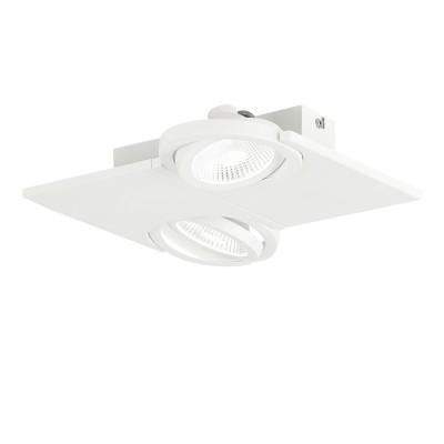 Eglo BREA 39134 Светодиодный спотдвойные светильники споты<br>Светильники-споты – это оригинальные изделия с современным дизайном. Они позволяют не ограничивать свою фантазию при выборе освещения для интерьера. Такие модели обеспечивают достаточно качественный свет. Благодаря компактным размерам Вы можете использовать несколько спотов для одного помещения.  Интернет-магазин «Светодом» предлагает необычный светильник-спот Eglo 39134 по привлекательной цене. Эта модель станет отличным дополнением к люстре, выполненной в том же стиле. Перед оформлением заказа изучите характеристики изделия.  Купить светильник-спот Eglo 39134 в нашем онлайн-магазине Вы можете либо с помощью формы на сайте, либо по указанным выше телефонам. Обратите внимание, что у нас склады не только в Москве и Екатеринбурге, но и других городах России.<br><br>S освещ. до, м2: 4<br>Цветовая t, К: 3000<br>Тип лампы: LED - светодиодная<br>Тип цоколя: LED<br>Количество ламп: 2<br>Ширина, мм: 290<br>Длина, мм: 280<br>MAX мощность ламп, Вт: 5