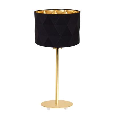 Eglo DOLORITA 39227 Настольная лампаСовременные<br>Настольная лампа – это не просто источник дополнительного освещения, но и оригинальный элемент декора. Его можно установить в спальне, гостиной, кабинете и других комнатах. Интернет-магазин «Светодом» предлагает настольные лампы разных стилей по доступным ценам. Благодаря большому ассортименту Вы обязательно найдете в нашем каталоге именно ту модель, которую искали.   Настольная лампа Eglo 39227 – прекрасный вариант для завершения интерьера. Ее можно включить одновременно с люстрой для более яркого освещения или без нее для создания уютной атмосферы, настраивающей на отдых.   Купить настольную лампу Eglo 39227 Вы можете с помощью виртуальной «Корзины» или по контактным номерам, указанным на сайте.<br><br>Тип лампы: Накаливания / энергосбережения / светодиодная<br>Тип цоколя: E27<br>Количество ламп: 1<br>MAX мощность ламп, Вт: 60<br>Диаметр, мм мм: 250<br>Высота, мм: 455