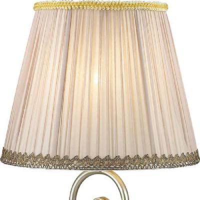 Настольная лампа Odeon light 3924/1T MARIONETTAклассические настольные лампы<br>Прекрасная лампа 3924/1T серии Marionetta выглядит безупречно. Идеальное сочетание арматуры цвета матовое серебро, нежного абажура из тонкой плиссированной органзы с роскошным пудровым оттенком, а также шикарный хрусталь цвета шампань, делает этот светильник совершенным, очаровательным, изысканным и очень элегантным. Такая лампа станет центром притяжения всего внимания и восхищенных взглядов. Цоколь E14. Мощность 1*40W. Нет ламп в комплекте.
