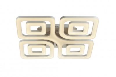 Потолочный светильник Idlamp 395/7PF LEDWhiteлюстры хай тек потолочные<br>Компания «Светодом» предлагает широкий ассортимент люстр от известных производителей. Представленные в нашем каталоге товары выполнены из современных материалов и обладают отличным качеством. Благодаря широкому ассортименту Вы сможете найти у нас люстру под любой интерьер. Мы предлагаем как классические варианты, так и современные модели, отличающиеся лаконичностью и простотой форм. <br>Стильная люстра IDLamp 395/7PF-LEDWhite станет украшением любого дома. Эта модель от известного производителя не оставит равнодушным ценителей красивых и оригинальных предметов интерьера. Люстра IDLamp 395/7PF-LEDWhite обеспечит равномерное распределение света по всей комнате. При выборе обратите внимание на характеристики, позволяющие приобрести наиболее подходящую модель. <br>Купить понравившуюся люстру по доступной цене Вы можете в интернет-магазине «Светодом».<br><br>Установка на натяжной потолок: Да<br>S освещ. до, м2: 64<br>Крепление: Потолочные<br>Цветовая t, К: 4200<br>Тип лампы: LED<br>Тип цоколя: LED<br>Цвет арматуры: Белый<br>Количество ламп: LED Матрица<br>Ширина, мм: 720<br>Длина, мм: 720<br>Высота, мм: 70<br>MAX мощность ламп, Вт: 160