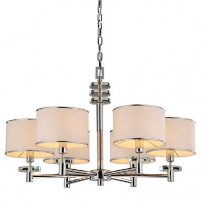 Люстра Arte lamp A3990LM-6CC FuroreПодвесные<br>Компания «Светодом» предлагает широкий ассортимент люстр от известных производителей. Представленные в нашем каталоге товары выполнены из современных материалов и обладают отличным качеством. Благодаря широкому ассортименту Вы сможете найти у нас люстру под любой интерьер. Мы предлагаем как классические варианты, так и современные модели, отличающиеся лаконичностью и простотой форм.  Стильная люстра Arte lamp A3990LM-6CC станет украшением любого дома. Эта модель от известного производителя не оставит равнодушным ценителей красивых и оригинальных предметов интерьера. Люстра Arte lamp A3990LM-6CC обеспечит равномерное распределение света по всей комнате. При выборе обратите внимание на характеристики, позволяющие приобрести наиболее подходящую модель.  Купить понравившуюся люстру по доступной цене Вы можете в интернет-магазине «Светодом».<br><br>Установка на натяжной потолок: Да<br>S освещ. до, м2: 24<br>Крепление: Крюк<br>Тип лампы: накаливания / энергосбережения / LED-светодиодная<br>Тип цоколя: E14<br>Количество ламп: 6<br>Ширина, мм: 700<br>MAX мощность ламп, Вт: 60<br>Диаметр, мм мм: 700<br>Длина цепи/провода, мм: 1200<br>Высота, мм: 450<br>Цвет арматуры: серебристый хром