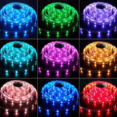 Lightstar 400050 Лента 5050LED 12V 14.4W/m 60LED/m 10-12lm/LED IP20 RGB 200m/box ЦВЕТНАЯЛента 5050<br><br><br>Тип лампы: LED<br>Количество ламп: 60 LED/м<br>MAX мощность ламп, Вт: 14.4 W/m