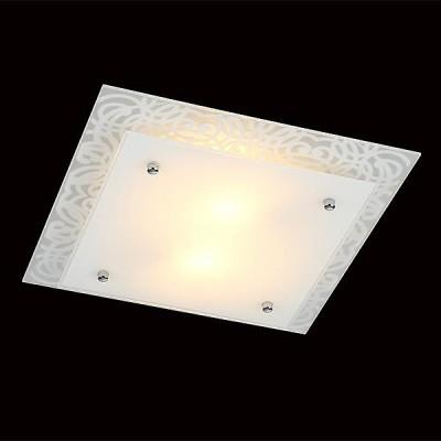 Светильник Евросвет 40068/2 хромКвадратные<br>Настенно-потолочные светильники – это универсальные осветительные варианты, которые подходят для вертикального и горизонтального монтажа. В интернет-магазине «Светодом» Вы можете приобрести подобные модели по выгодной стоимости. В нашем каталоге представлены как бюджетные варианты, так и эксклюзивные изделия от производителей, которые уже давно заслужили доверие дизайнеров и простых покупателей.  Настенно-потолочный светильник Евросвет 40068/2 станет прекрасным дополнением к основному освещению. Благодаря качественному исполнению и применению современных технологий при производстве эта модель будет радовать Вас своим привлекательным внешним видом долгое время. Приобрести настенно-потолочный светильник Евросвет 40068/2 можно, находясь в любой точке России.<br><br>S освещ. до, м2: 6<br>Тип лампы: Накаливания / энергосбережения / светодиодная<br>Тип цоколя: E27<br>Количество ламп: 2<br>Ширина, мм: 300<br>MAX мощность ламп, Вт: 60<br>Длина, мм: 300<br>Расстояние от стены, мм: 100<br>Цвет арматуры: серебристый