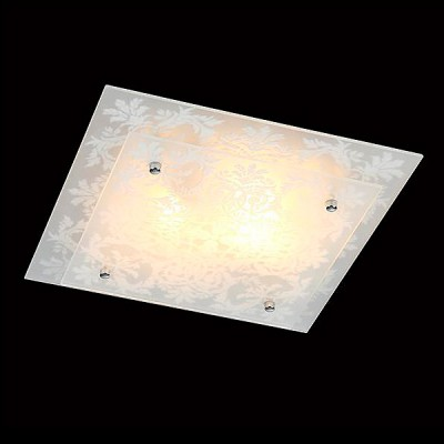 Светильник Евросвет 40069/2 хромКвадратные<br>Настенно-потолочные светильники – это универсальные осветительные варианты, которые подходят для вертикального и горизонтального монтажа. В интернет-магазине «Светодом» Вы можете приобрести подобные модели по выгодной стоимости. В нашем каталоге представлены как бюджетные варианты, так и эксклюзивные изделия от производителей, которые уже давно заслужили доверие дизайнеров и простых покупателей.  Настенно-потолочный светильник Евросвет 40069/2 станет прекрасным дополнением к основному освещению. Благодаря качественному исполнению и применению современных технологий при производстве эта модель будет радовать Вас своим привлекательным внешним видом долгое время. Приобрести настенно-потолочный светильник Евросвет 40069/2 можно, находясь в любой точке России.<br><br>S освещ. до, м2: 6<br>Тип лампы: Накаливания / энергосбережения / светодиодная<br>Тип цоколя: E27<br>Количество ламп: 2<br>Ширина, мм: 300<br>MAX мощность ламп, Вт: 60<br>Длина, мм: 300<br>Расстояние от стены, мм: 100<br>Цвет арматуры: серебристый