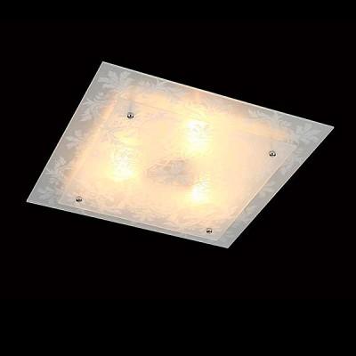 Светильник Евросвет 40069/3 хромКвадратные<br>Настенно-потолочные светильники – это универсальные осветительные варианты, которые подходят для вертикального и горизонтального монтажа. В интернет-магазине «Светодом» Вы можете приобрести подобные модели по выгодной стоимости. В нашем каталоге представлены как бюджетные варианты, так и эксклюзивные изделия от производителей, которые уже давно заслужили доверие дизайнеров и простых покупателей.  Настенно-потолочный светильник Евросвет 40069/3 станет прекрасным дополнением к основному освещению. Благодаря качественному исполнению и применению современных технологий при производстве эта модель будет радовать Вас своим привлекательным внешним видом долгое время. Приобрести настенно-потолочный светильник Евросвет 40069/3 можно, находясь в любой точке России. Компания «Светодом» осуществляет доставку заказов не только по Москве и Екатеринбургу, но и в остальные города.<br><br>S освещ. до, м2: 9<br>Тип лампы: Накаливания / энергосбережения / светодиодная<br>Тип цоколя: E27<br>Количество ламп: 3<br>Ширина, мм: 400<br>MAX мощность ламп, Вт: 60<br>Длина, мм: 400<br>Высота, мм: 110<br>Цвет арматуры: серебристый