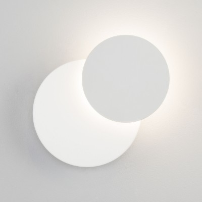 Светильник поворотный Евросвет 40135/1 белый 6W фото
