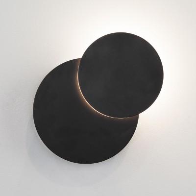 Светильник поворотный Евросвет 40135/1 черный 6W фото