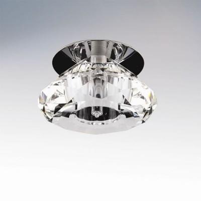 Lightstar ROSE 4030 СветильникХрустальные<br>Встраиваемые светильники – популярное осветительное оборудование, которое можно использовать в качестве основного источника или в дополнение к люстре. Они позволяют создать нужную атмосферу атмосферу и привнести в интерьер уют и комфорт.   Интернет-магазин «Светодом» предлагает стильный встраиваемый светильник Lightstar 4030. Данная модель достаточно универсальна, поэтому подойдет практически под любой интерьер. Перед покупкой не забудьте ознакомиться с техническими параметрами, чтобы узнать тип цоколя, площадь освещения и другие важные характеристики.   Приобрести встраиваемый светильник Lightstar 4030 в нашем онлайн-магазине Вы можете либо с помощью «Корзины», либо по контактным номерам. Мы развозим заказы по Москве, Екатеринбургу и остальным российским городам.<br><br>Тип лампы: галогенная/LED<br>Тип цоколя: GU5.3<br>Диаметр, мм мм: 80<br>Диаметр врезного отверстия, мм: 55<br>Высота, мм: 60<br>Цвет арматуры: серебристый