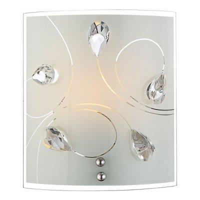 Светильник Globo 40414-1W AliviaКвадратные<br>Настенно-потолочные светильники – это универсальные осветительные варианты, которые подходят для вертикального и горизонтального монтажа. В интернет-магазине «Светодом» Вы можете приобрести подобные модели по выгодной стоимости. В нашем каталоге представлены как бюджетные варианты, так и эксклюзивные изделия от производителей, которые уже давно заслужили доверие дизайнеров и простых покупателей.  Настенно-потолочный светильник Globo 40414-1W станет прекрасным дополнением к основному освещению. Благодаря качественному исполнению и применению современных технологий при производстве эта модель будет радовать Вас своим привлекательным внешним видом долгое время. Приобрести настенно-потолочный светильник Globo 40414-1W можно, находясь в любой точке России.<br><br>S освещ. до, м2: 4<br>Тип лампы: накаливания / энергосбережения / LED-светодиодная<br>Тип цоколя: E27<br>Цвет арматуры: серебристый<br>Количество ламп: 1<br>Ширина, мм: 190<br>Длина, мм: 170<br>Высота, мм: 100<br>MAX мощность ламп, Вт: 60