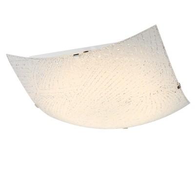 Светильник Globo 40483Квадратные<br>Настенно-потолочные светильники – это универсальные осветительные варианты, которые подходят для вертикального и горизонтального монтажа. В интернет-магазине «Светодом» Вы можете приобрести подобные модели по выгодной стоимости. В нашем каталоге представлены как бюджетные варианты, так и эксклюзивные изделия от производителей, которые уже давно заслужили доверие дизайнеров и простых покупателей.  Настенно-потолочный светильник Globo 40483 станет прекрасным дополнением к основному освещению. Благодаря качественному исполнению и применению современных технологий при производстве эта модель будет радовать Вас своим привлекательным внешним видом долгое время. Приобрести настенно-потолочный светильник Globo 40483 можно, находясь в любой точке России.<br><br>S освещ. до, м2: 3<br>Тип лампы: LED<br>Тип цоколя: LED<br>Количество ламп: 1<br>MAX мощность ламп, Вт: 8<br>Диаметр, мм мм: 250<br>Высота, мм: 80<br>Цвет арматуры: серебристый