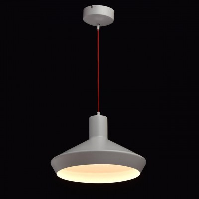 Mw light 408012101 СветильникПодвесные<br><br><br>S освещ. до, м2: 7<br>Цветова t, К: 3000<br>Тип лампы: LED<br>Тип цокол: LED<br>Количество ламп: 1<br>MAX мощность ламп, Вт: 18<br>Диаметр, мм мм: 350<br>Высота, мм: 290 - 1200