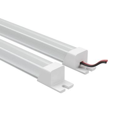 Светодиодная лента в PVC профиле с прямоугольным рассеивателем Lightstar 409124 ProfiledКомплекты светодиодной ленты<br>Профиль с прямоуг. рассеивателем д/светодиод. ленты, материал: пластик, длина: 1шт=2м;<br>В комплекте 2 заглушки, встроенная светодиодная лента 400024 Лента 3528LED 12V 19.2W/m 240LED/m 3-4lm/LED IP20 4200K-4500K 100m/box НЕЙТРАЛЬНЫЙ БЕЛЫЙ СВЕТ