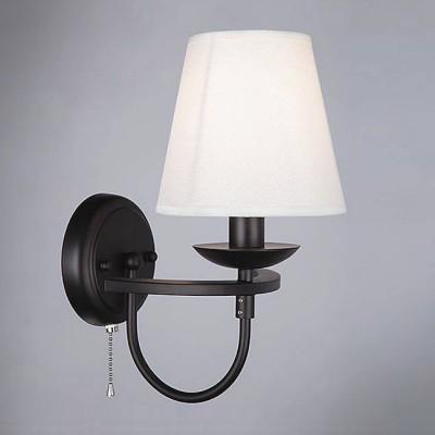Евросвет 410/1Модерн<br><br><br>Тип лампы: Накаливания / энергосбережения / светодиодная<br>Тип цоколя: E14<br>Количество ламп: 1<br>Ширина, мм: 250<br>MAX мощность ламп, Вт: 60<br>Расстояние от стены, мм: 250<br>Высота, мм: 325