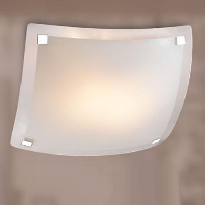 Светильник Сонекс 4226 хром AriaКвадратные<br>Настенно потолочный светильник Сонекс (Sonex) 4226 подходит как для установки в вертикальном положении - на стены, так и для установки в горизонтальном - на потолок. Для установки настенно потолочных светильников на натяжной потолок необходимо использовать светодиодные лампы LED, которые экономнее ламп Ильича (накаливания) в 10 раз, выделяют мало тепла и не дадут расплавиться Вашему потолку.<br><br>S освещ. до, м2: 16<br>Тип товара: Светильник настенно-потолочный<br>Тип лампы: накаливания / энергосбережения / LED-светодиодная<br>Тип цоколя: E27<br>Количество ламп: 4<br>Ширина, мм: 550<br>MAX мощность ламп, Вт: 60<br>Высота, мм: 550<br>Цвет арматуры: серебристый