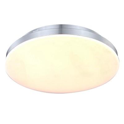 Светильник Globo 41667 MarissaКруглые<br>Настенно-потолочные светильники – это универсальные осветительные варианты, которые подходят для вертикального и горизонтального монтажа. В интернет-магазине «Светодом» Вы можете приобрести подобные модели по выгодной стоимости. В нашем каталоге представлены как бюджетные варианты, так и эксклюзивные изделия от производителей, которые уже давно заслужили доверие дизайнеров и простых покупателей. <br>Настенно-потолочный светильник Globo 41667 станет прекрасным дополнением к основному освещению. Благодаря качественному исполнению и применению современных технологий при производстве эта модель будет радовать Вас своим привлекательным внешним видом долгое время. <br>Приобрести настенно-потолочный светильник Globo 41667 можно, находясь в любой точке России.<br><br>S освещ. до, м2: 7<br>Тип лампы: LED - светодиодная<br>Тип цоколя: LED<br>Количество ламп: 1<br>MAX мощность ламп, Вт: 18<br>Диаметр, мм мм: 400<br>Высота, мм: 92<br>Цвет арматуры: серый
