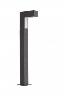 Светильник уличный Brilliant G41685/06 AshtonОдиночные столбы<br>Зачастую мы ищем идеальное освещение для своего дома и уделяем этому достаточно много времени. Так, например, если нам нужен светильник с количеством ламп - 32 и цвет плафонов должен быть - , а материал плафонов только пластик! То нам, как вариант, подойдет модель - светильник уличный Brilliant G41685/06.<br><br>Тип лампы: LED - светодиодная<br>Тип цоколя: LED<br>Цвет арматуры: черный<br>Количество ламп: 32<br>Ширина, мм: 50<br>Высота, мм: 600