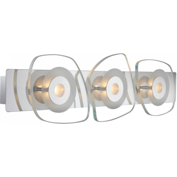 Светильник Globo 41710-3 ZarimaДлинные<br>Настенно-потолочные светильники – это универсальные осветительные варианты, которые подходят для вертикального и горизонтального монтажа. В интернет-магазине «Светодом» Вы можете приобрести подобные модели по выгодной стоимости. В нашем каталоге представлены как бюджетные варианты, так и эксклюзивные изделия от производителей, которые уже давно заслужили доверие дизайнеров и простых покупателей.  Настенно-потолочный светильник Globo 41710-3 станет прекрасным дополнением к основному освещению. Благодаря качественному исполнению и применению современных технологий при производстве эта модель будет радовать Вас своим привлекательным внешним видом долгое время.  Приобрести настенно-потолочный светильник Globo 41710-3 можно, находясь в любой точке России.<br><br>S освещ. до, м2: 5<br>Тип лампы: галогенная / LED-светодиодная<br>Тип цоколя: LED<br>Цвет арматуры: серебристый<br>Количество ламп: 3<br>Ширина, мм: 130<br>Длина, мм: 480<br>Высота, мм: 70<br>MAX мощность ламп, Вт: 4,5