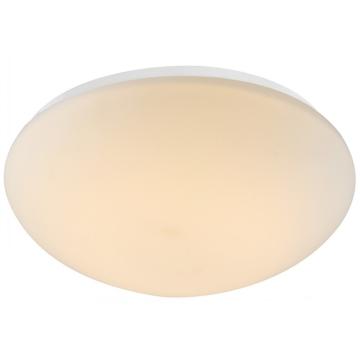 Светильник Globo 41771 Narineкруглые светильники<br>Настенно-потолочные светильники – это универсальные осветительные варианты, которые подходят для вертикального и горизонтального монтажа. В интернет-магазине «Светодом» Вы можете приобрести подобные модели по выгодной стоимости. В нашем каталоге представлены как бюджетные варианты, так и эксклюзивные изделия от производителей, которые уже давно заслужили доверие дизайнеров и простых покупателей.  Настенно-потолочный светильник Globo 41771 станет прекрасным дополнением к основному освещению. Благодаря качественному исполнению и применению современных технологий при производстве эта модель будет радовать Вас своим привлекательным внешним видом долгое время. Приобрести настенно-потолочный светильник Globo 41771 можно, находясь в любой точке России.<br><br>S освещ. до, м2: 3<br>Тип лампы: галогенная / LED-светодиодная<br>Тип цоколя: LED<br>Цвет арматуры: серебристый<br>Количество ламп: 1<br>Ширина, мм: 245<br>Длина, мм: 245<br>Высота, мм: 105<br>MAX мощность ламп, Вт: 8