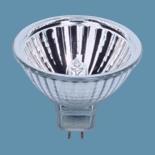 Лампа галогенная Osram 41861WFL Decostar 51 ALU 38*20W 12V GU5.3С отражателем<br>Лампы OSRAM DECOSTAR® 51 ALU с отражателем, покрытым аллюминием- имеющий алюминиевое покрытие отражатель сокращает тепловую нагрузку в светильнике без защитного стекла примерно на 80% по сравнению с интерференционным отражателем с защитным стеклом- возможность эксплуатации в открытых светильниках согласно МЭК 60598- непрозрачный отражатель- нейтральный по цветности свет в течение всего срока службы Классификация: W15 lm90 d60 l105 E27 25 lm220 d60 l105 E27 W40 lm420 d60 l105 E27 W60 lm720 d60 l105 E27 W75 lm940 d60 l105 E27 W100 lm1360 d60 l105 E27 W150 lm2200 d65 l123 E27 W200 lm3100 d80 l156 E27  Сокращения: W-мощность в вт, lm-световой поток в люменах, d-диаметр в mm, l-длина в мм, E27,E14...-цоколи (стандартный,миньон...)<br><br>Тип лампы: галогенная<br>Тип цоколя: GU5.3 (MR16)<br>MAX мощность ламп, Вт: 20<br>Длина, мм: 46