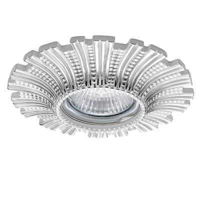 Светильник Lightstar 42024Круглые<br>Встраиваемые светильники – популярное осветительное оборудование, которое можно использовать в качестве основного источника или в дополнение к люстре. Они позволяют создать нужную атмосферу атмосферу и привнести в интерьер уют и комфорт.   Интернет-магазин «Светодом» предлагает стильный встраиваемый светильник Lightstar 42024. Данная модель достаточно универсальна, поэтому подойдет практически под любой интерьер. Перед покупкой не забудьте ознакомиться с техническими параметрами, чтобы узнать тип цоколя, площадь освещения и другие важные характеристики.   Приобрести встраиваемый светильник Lightstar 42024 в нашем онлайн-магазине Вы можете либо с помощью «Корзины», либо по контактным номерам. Мы развозим заказы по Москве, Екатеринбургу и остальным российским городам.<br><br>Тип цоколя: GU5.3<br>Диаметр, мм мм: 120<br>MAX мощность ламп, Вт: 50