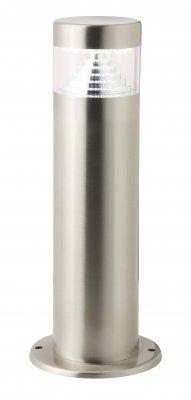 Светильник Brilliant G43484/82 AvonУличные светильники-столбы<br>Обеспечение качественного уличного освещения – важная задача для владельцев коттеджей. Компания «Светодом» предлагает современные светильники, которые порадуют Вас отличным исполнением. В нашем каталоге представлена продукция известных производителей, пользующихся популярностью благодаря высокому качеству выпускаемых товаров.   Уличный светильник Brilliant G43484/82 не просто обеспечит качественное освещение, но и станет украшением Вашего участка. Модель выполнена из современных материалов и имеет влагозащитный корпус, благодаря которому ей не страшны осадки.   Купить уличный светильник Brilliant G43484/82, представленный в нашем каталоге, можно с помощью онлайн-формы для заказа. Чтобы задать имеющиеся вопросы, звоните нам по указанным телефонам.<br><br>S освещ. до, м2: до 2<br>Тип лампы: LED - светодиодная<br>Тип цоколя: LED<br>Цвет арматуры: серебристый<br>Количество ламп: 30<br>Диаметр, мм мм: 75<br>Высота, мм: 300<br>MAX мощность ламп, Вт: 0,12