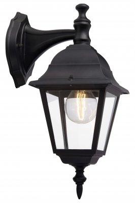 Светильник уличный Brilliant 44282/06 NewportНастенные<br>Зачастую мы ищем идеальное освещение для своего дома и уделяем этому достаточно много времени. Так, например, если нам нужен светильник с количеством ламп - 1 и цвет плафонов должен быть - неокрашенный, а материал плафонов только стекло! То нам, как вариант, подойдет модель - светильник уличный Brilliant 44282/06.<br><br>S освещ. до, м2: до 4<br>Тип товара: Светильник уличный<br>Тип лампы: накаливания / энергосбережения / LED-светодиодная<br>Тип цоколя: E27<br>Количество ламп: 1<br>MAX мощность ламп, Вт: 60<br>Высота, мм: 340<br>Цвет арматуры: черный
