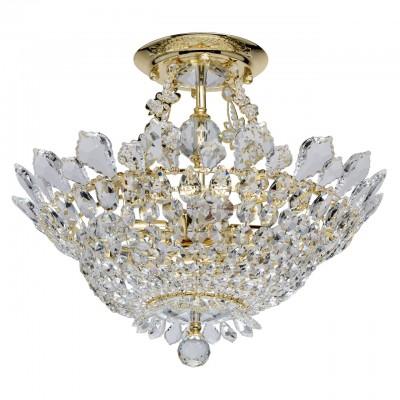 Светильник Mw-light 447010806Потолочные<br><br><br>Тип лампы: Накаливания / энергосбережения / светодиодная<br>Тип цоколя: E14<br>Количество ламп: 6<br>Диаметр, мм мм: 480<br>Высота, мм: 410<br>MAX мощность ламп, Вт: 40