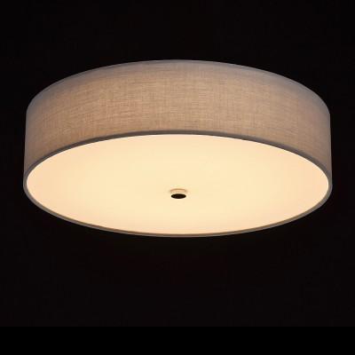 Mw light 453011401 СветильникПотолочные<br><br><br>Установка на натяжной потолок: Да<br>S освещ. до, м2: 16<br>Тип лампы: LED<br>Тип цоколя: LED<br>Количество ламп: 1<br>Диаметр, мм мм: 500<br>Высота, мм: 120<br>MAX мощность ламп, Вт: 40