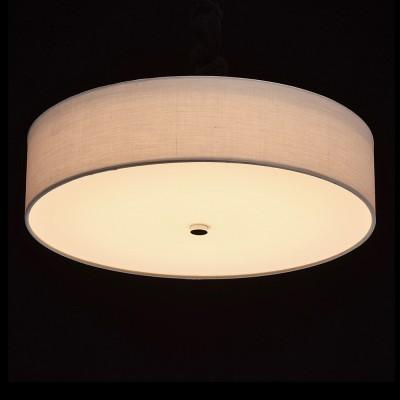 Mw light 453011501 СветильникПотолочные<br><br><br>Установка на натяжной потолок: Да<br>S освещ. до, м2: 16<br>Тип лампы: LED<br>Тип цоколя: LED<br>Диаметр, мм мм: 500<br>Высота, мм: 120<br>MAX мощность ламп, Вт: 40