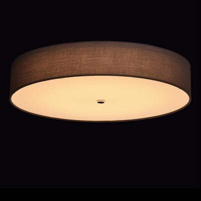 Mw light 453011601 СветильникПотолочные<br><br><br>Установка на натяжной потолок: Да<br>S освещ. до, м2: 20<br>Цветовая t, К: 3000<br>Тип лампы: LED<br>Тип цоколя: LED<br>Количество ламп: 1<br>Диаметр, мм мм: 800<br>Высота, мм: 120<br>MAX мощность ламп, Вт: 50