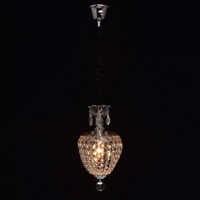 Chiaro Бриз 464017701 ЛюстраОжидается<br><br><br>Тип цоколя: E14<br>Количество ламп: 1<br>MAX мощность ламп, Вт: 40