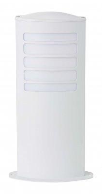 Светильник уличный Brilliant 47684/05 ToddОдиночные фонари<br>Зачастую мы ищем идеальное освещение для своего дома и уделяем этому достаточно много времени. Так, например, если нам нужен светильник с количеством ламп - 1 и цвет плафонов должен быть - белый, а материал плафонов только полимер! То нам, как вариант, подойдет модель - светильник уличный Brilliant 47684/05.<br><br>S освещ. до, м2: до 1<br>Тип лампы: накаливания / энергосбережения / LED-светодиодная<br>Тип цоколя: E27<br>Количество ламп: 1<br>Ширина, мм: 165<br>MAX мощность ламп, Вт: 20<br>Высота, мм: 400<br>Цвет арматуры: белый