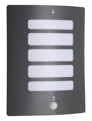 Светильник Brilliant 47698/63 ToddНастенные<br>Обеспечение качественного уличного освещения – важная задача для владельцев коттеджей. Компания «Светодом» предлагает современные светильники, которые порадуют Вас отличным исполнением. В нашем каталоге представлена продукция известных производителей, пользующихся популярностью благодаря высокому качеству выпускаемых товаров.   Уличный светильник Brilliant 47698/63 не просто обеспечит качественное освещение, но и станет украшением Вашего участка. Модель выполнена из современных материалов и имеет влагозащитный корпус, благодаря которому ей не страшны осадки.   Купить уличный светильник Brilliant 47698/63, представленный в нашем каталоге, можно с помощью онлайн-формы для заказа. Чтобы задать имеющиеся вопросы, звоните нам по указанным телефонам.<br><br>S освещ. до, м2: до 4<br>Тип лампы: накаливания / энергосбережения / LED-светодиодная<br>Тип цоколя: E27<br>Количество ламп: 1<br>Ширина, мм: 240<br>MAX мощность ламп, Вт: 60<br>Высота, мм: 290<br>Цвет арматуры: серый