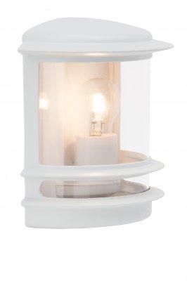 Светильник уличный белый Brilliant 47880/05 HollywoodНастенные<br>Обеспечение качественного уличного освещения – важная задача для владельцев коттеджей. Компания «Светодом» предлагает современные светильники, которые порадуют Вас отличным исполнением. В нашем каталоге представлена продукция известных производителей, пользующихся популярностью благодаря высокому качеству выпускаемых товаров.   Уличный светильник Brilliant 47880/05 не просто обеспечит качественное освещение, но и станет украшением Вашего участка. Модель выполнена из современных материалов и имеет влагозащитный корпус, благодаря которому ей не страшны осадки.   Купить уличный светильник Brilliant 47880/05, представленный в нашем каталоге, можно с помощью онлайн-формы для заказа. Чтобы задать имеющиеся вопросы, звоните нам по указанным телефонам.<br>