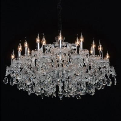 Mw light 479011420 СветильникПодвесные<br><br><br>Установка на натяжной потолок: Да<br>S освещ. до, м2: 40<br>Тип лампы: Накаливания / энергосбережения / светодиодная<br>Тип цоколя: E14<br>Количество ламп: 20<br>MAX мощность ламп, Вт: 40<br>Диаметр, мм мм: 950<br>Высота, мм: 710 - 1200