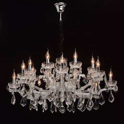 Mw light 479012116 СветильникПодвесные<br><br><br>S освещ. до, м2: 32<br>Тип лампы: Накаливания / энергосбережения / светодиодная<br>Тип цоколя: E14<br>Количество ламп: 16<br>MAX мощность ламп, Вт: 40<br>Диаметр, мм мм: 950<br>Высота, мм: 710 - 1180